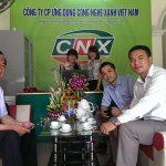 GS.Nguyễn Lân Dũng về thăm và làm việc tại công ty