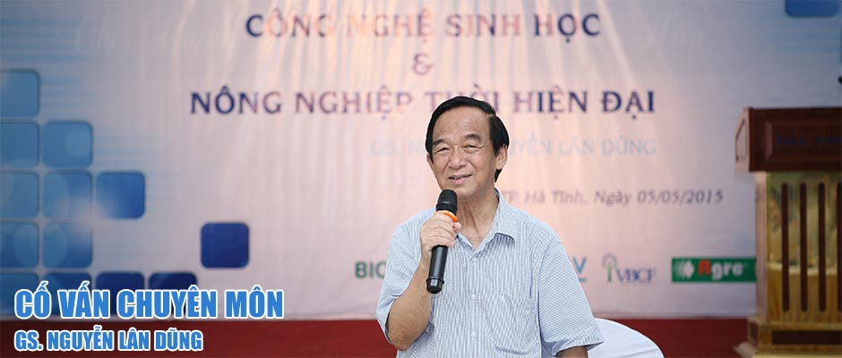 GS.Nguyễn Lân Dũng