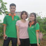 Khách hàng Vàng Lá Thối Rễ chị Nguyễn Thị Nga ở Ninh Bình
