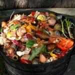 Quy trình ủ rác nhà bếp thành phân hữu cơ đơn giản