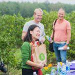 Hành trình trồng cam 'thuận tự nhiên' của cô gái 'không sợ gì chỉ sợ thiếu tiền'