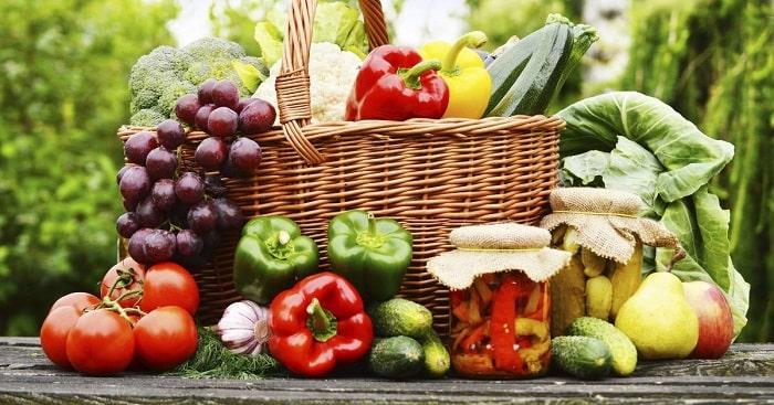 canh tác hữu cơ tạo ra nông sản chất lượng cao